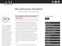 Advocacy Monitor Website